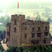 Tamworth Castle, Staffordshire