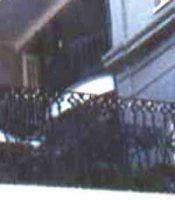 Balcony Ghost