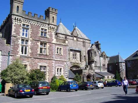 Craig-y-Nos Castle, Powys, Wales