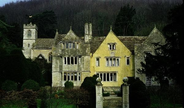 Owlpen manor
