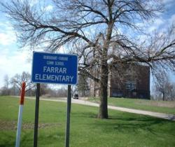 Farrar school house ghosts