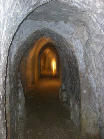 Hellfire Caves Ghost?