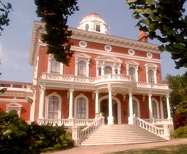 The Hay house, Macon