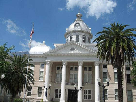 Old bartow courthouse