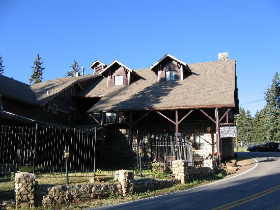 The Brook Forest Inn, Evergreen