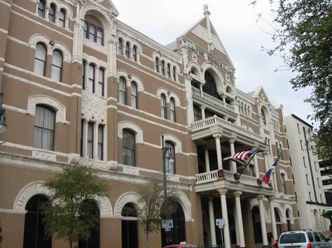 Driskill Hotel, Austin