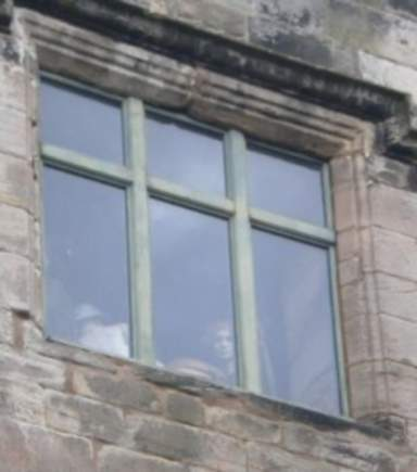 Ghost at Chillingham Castle?