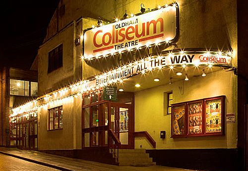Old coliseum theatre