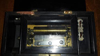Haunted? Music Box