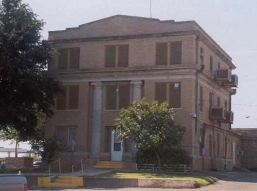 Fisher county jail