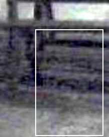 Llancaiach Fawr Ghost - Close Up