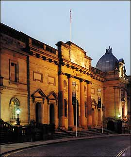 The Galleries Of Justice, Nottingham