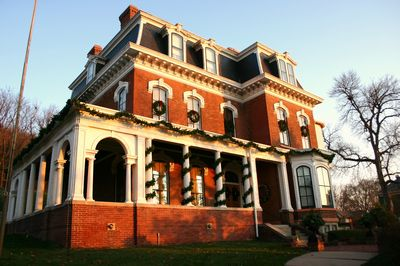 Is the General Dodge House in Iowa haunted?