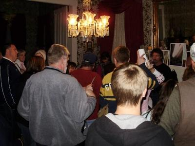 Magnolia Manor Bolivar, TN annual Ghost Tour