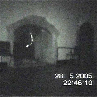 Orb at michelham priory