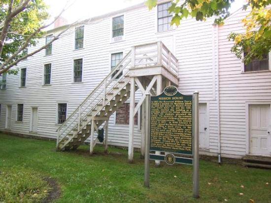 Mission house, Mackinac island