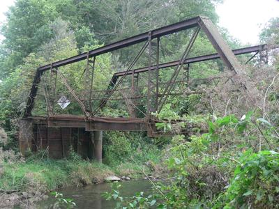 New Castle Indiana Monkey Jack Bridge
