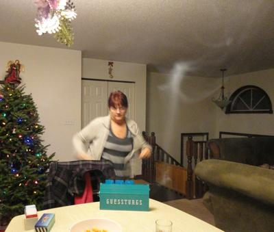 Ghost pic, New Year's Eve Dec. 31, 2012