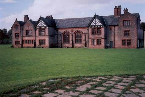 Ordsall Hall, Manchester