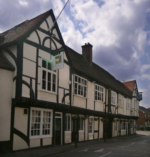 Old church house inn