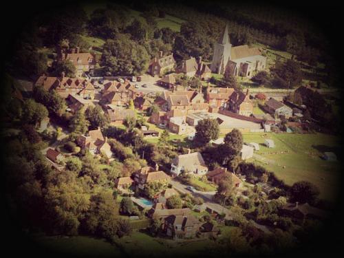 Is Pluckley Village Haunted