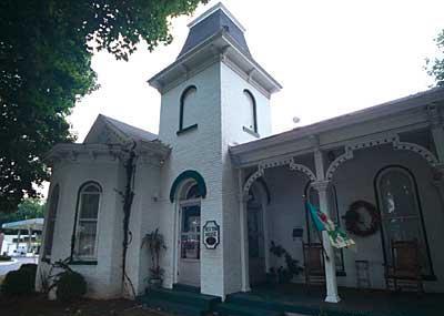 Sexton House, Russellville
