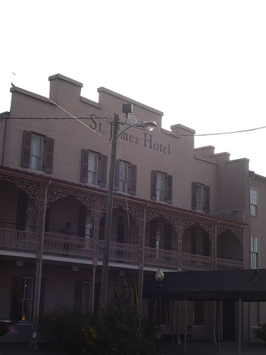 St James Hotel, Selma