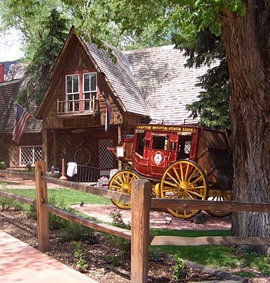 Stage Coach Inn, Hot Sulphur Springs