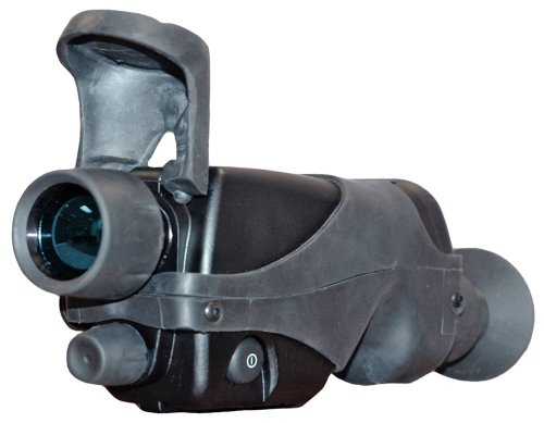 Thermal imaging scope