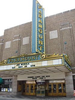 Paramount Arts Center