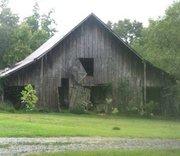 1800's Barn