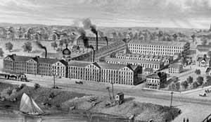 Col armory, Hartford