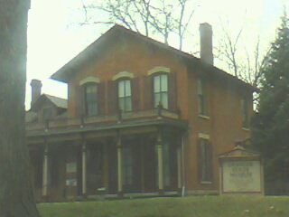 The Granger Museum House
