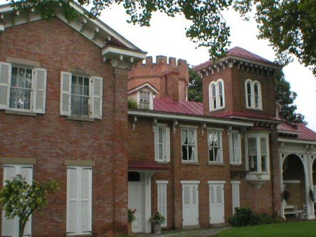 Nemacolin castle, Brownsville