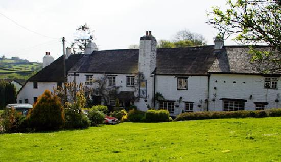 Old Church House Inn, Devon