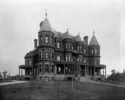 The Peery Mansion