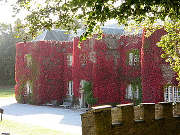 Prideaux Place, Cornwall