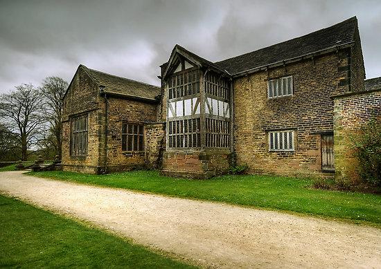 Smithills Hall, Lancashire
