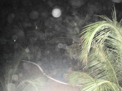 Orbs in Punta Cana