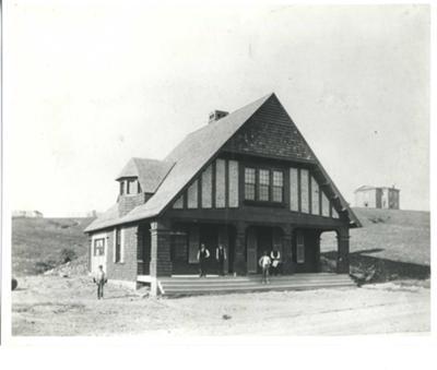 Stevens Cottage Built 1890