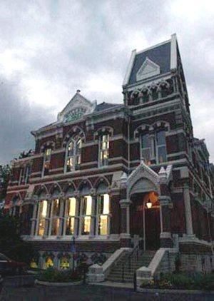 Willard Library in Evansville