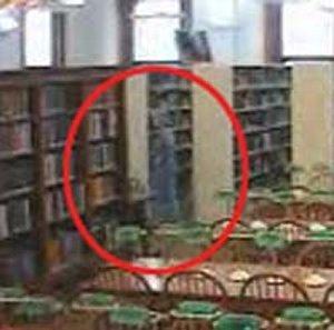 willard library ghost