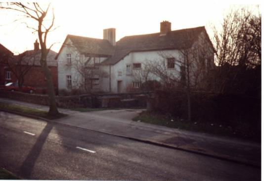 Charnock Hall
